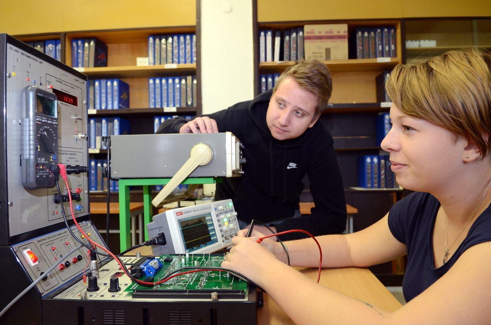 učební a studijní obory na Střední škole v Blansku